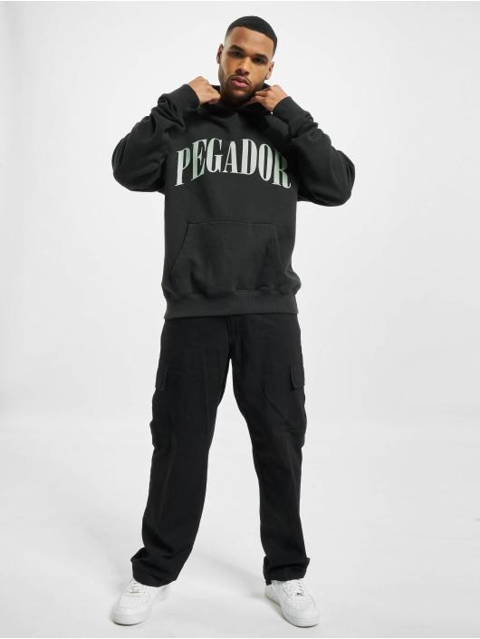 PEGADOR Hoodie Cali Oversized black