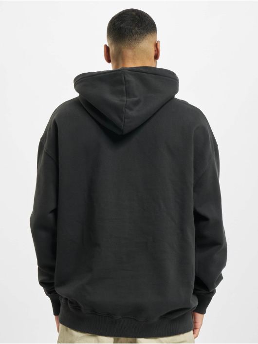 PEGADOR Hoodie Heavy Oversized svart