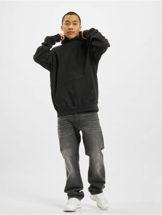 PEGADOR Hoodie Oversized svart