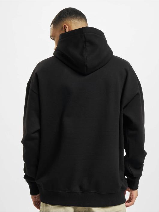 PEGADOR Hoodies Cali Oversized čern