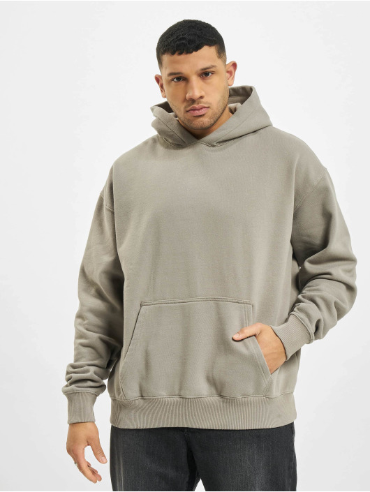 PEGADOR Hoodies Heavy Oversized grå