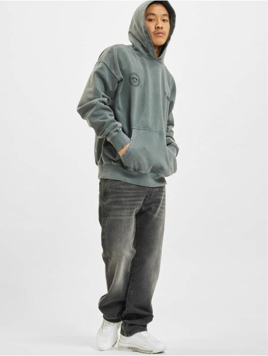 PEGADOR Hoodies Mike Oversized Vintage grå