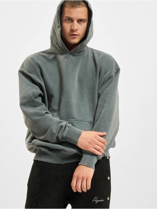 PEGADOR Hoodies Oversized Vintage grå