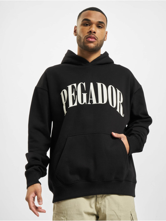 PEGADOR Hoody Cali Oversized schwarz