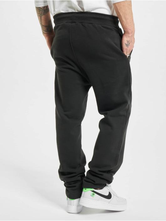 PEGADOR Jogging kalhoty Yuma Wide čern