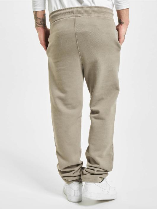PEGADOR Jogging kalhoty Yuma Wide šedá