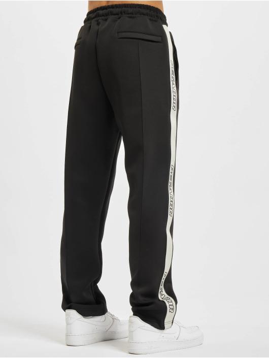 PEGADOR Jogginghose Wide schwarz