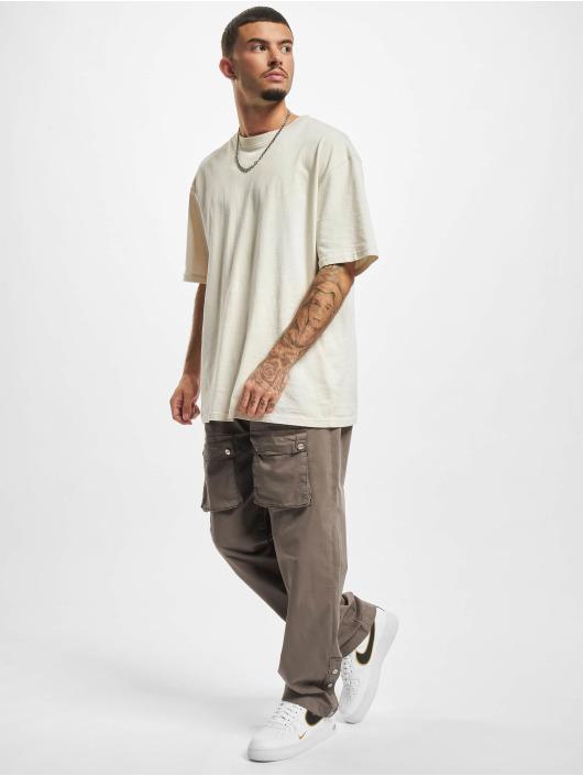 PEGADOR Pantalon cargo Rome gris