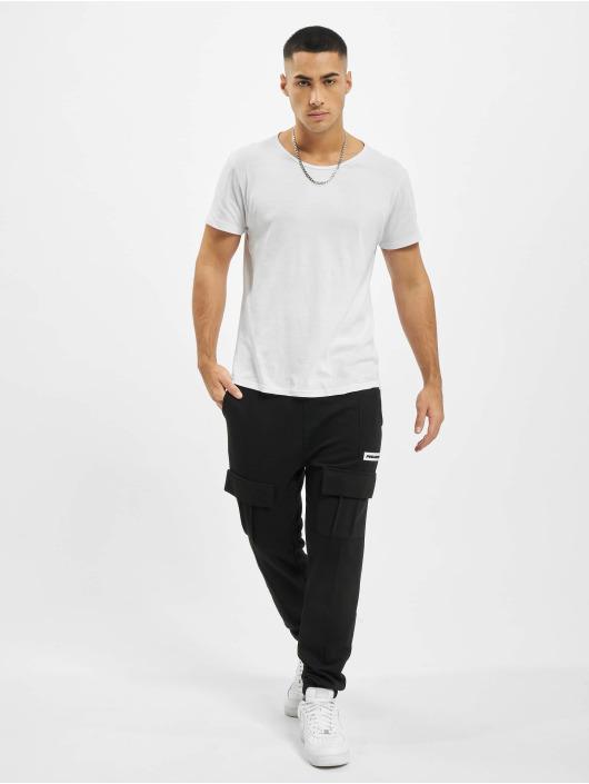 PEGADOR Pantalon cargo Berno Front Pocket noir