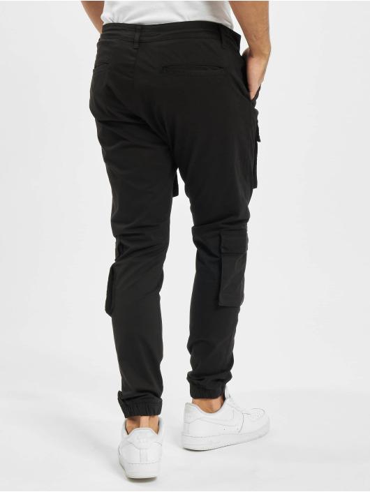 PEGADOR Pantalon cargo Lyon noir