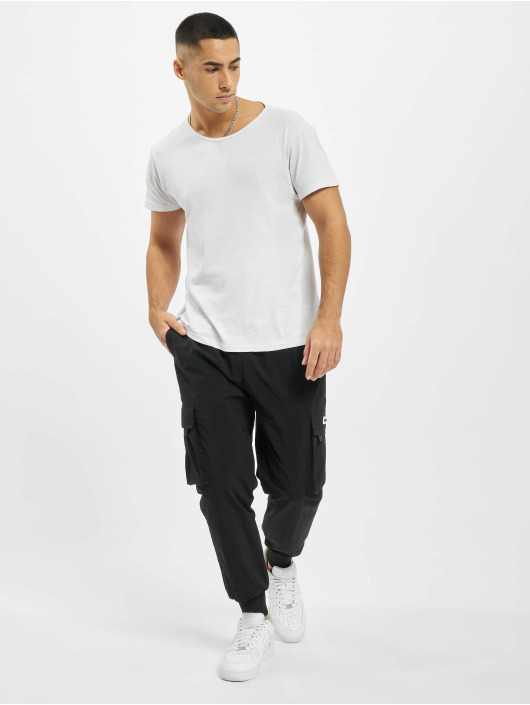 PEGADOR Pantalon cargo Reno noir