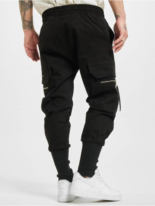 PEGADOR Pantalon cargo Ken noir