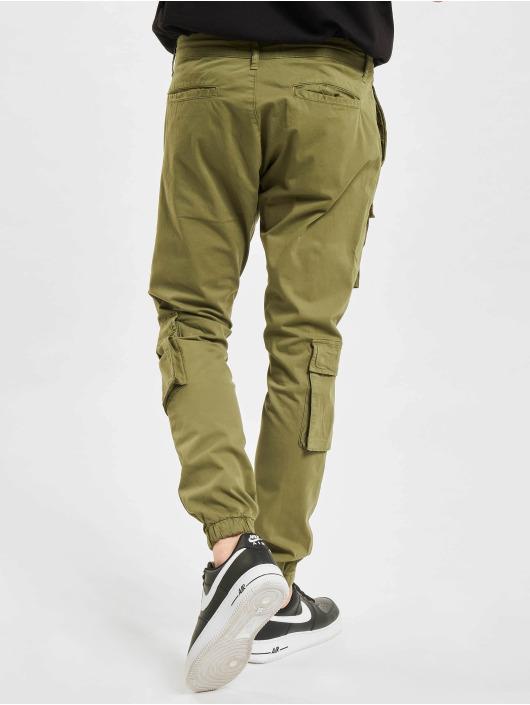 PEGADOR Pantalon cargo Lyon vert
