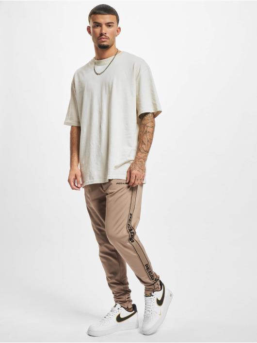 PEGADOR Pantalón deportivo Logo marrón