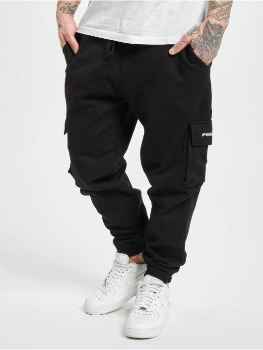 PEGADOR Pantalón deportivo Idaho Heavy Utility negro