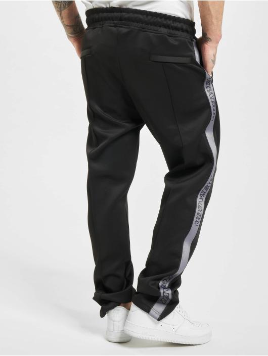PEGADOR Pantalón deportivo Wide negro