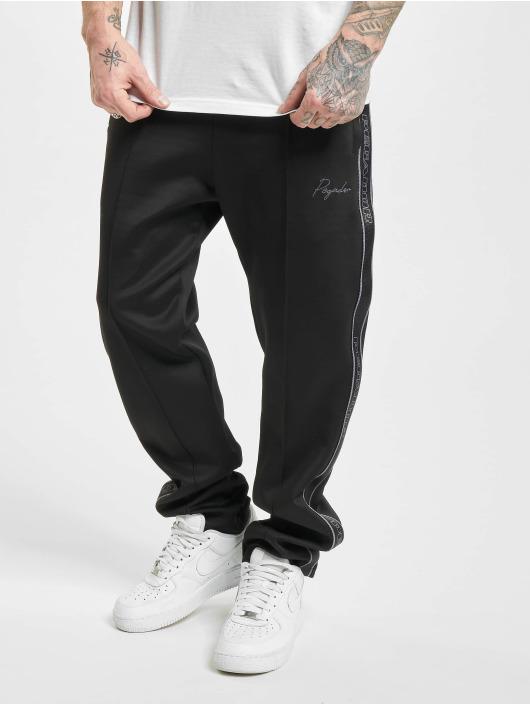 PEGADOR Pantalone ginnico Wide Sweat grigio