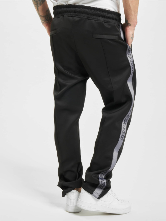 PEGADOR Pantalone ginnico Wide nero