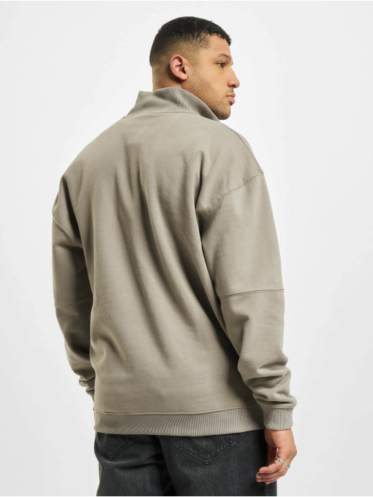 PEGADOR Pullover Arizona Halfzip Oversized grey
