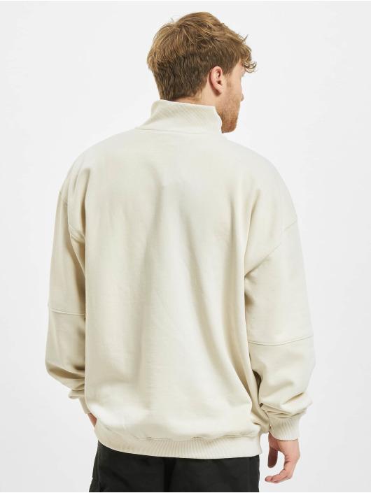 PEGADOR Pullover Arizona Halfzip weiß