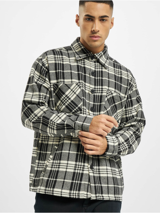 PEGADOR Shirt Flato Heavy Flannel white
