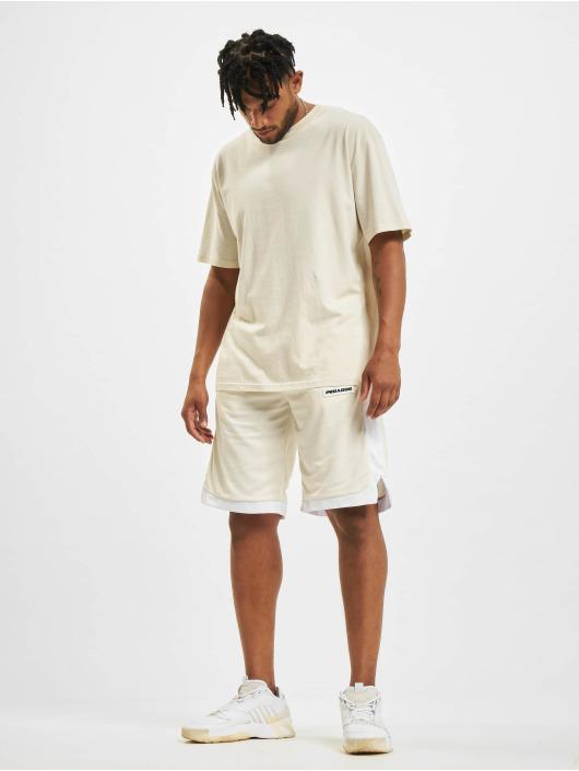 PEGADOR Short Basketball beige