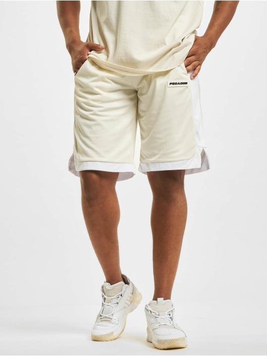 PEGADOR Shorts Basketball beige