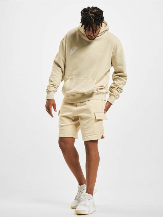 PEGADOR Shorts Heavy Cargo hvit