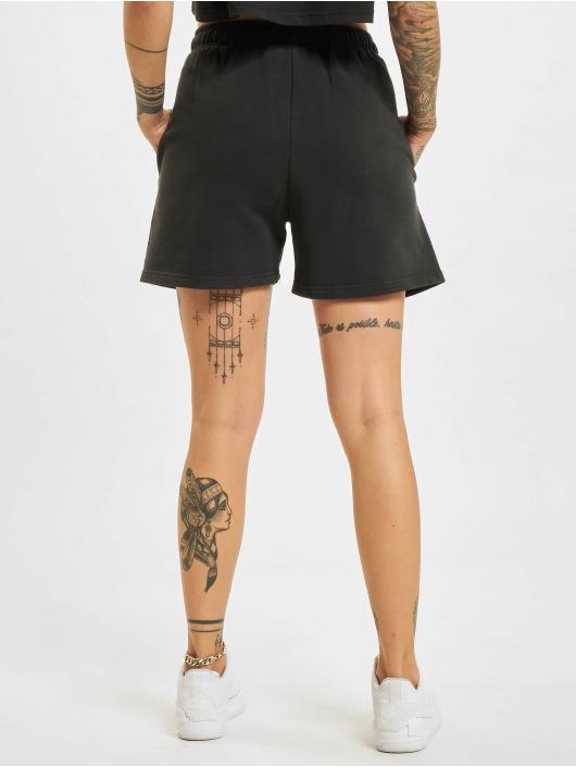 PEGADOR Shorts Faith High Waisted schwarz