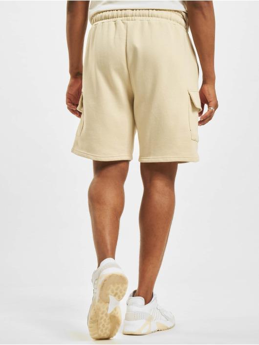 PEGADOR Shorts Heavy Cargo weiß