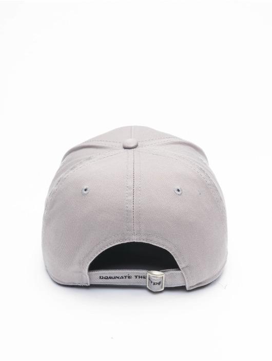 PEGADOR Snapback Caps Reo Destroyed grå