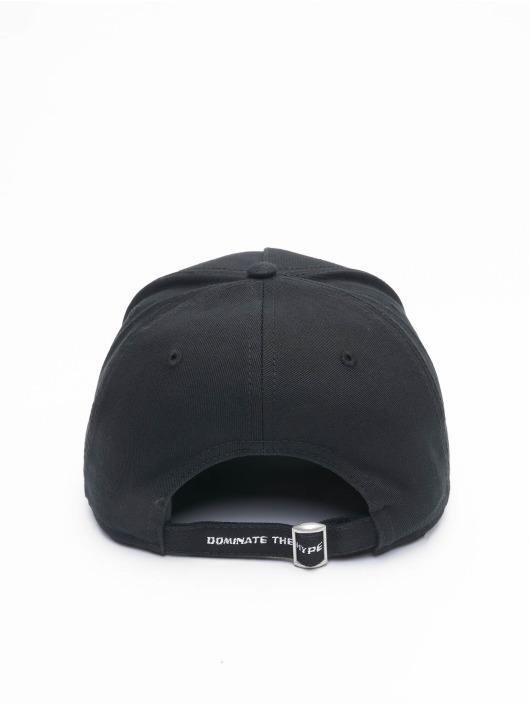 PEGADOR Snapback Caps Reo Destroyed svart