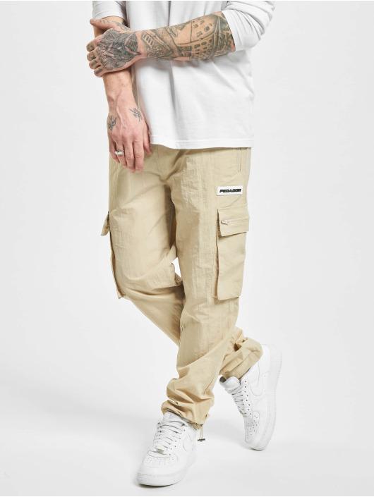 PEGADOR Spodnie Chino/Cargo Ayvo bezowy