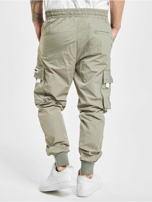 PEGADOR Spodnie Chino/Cargo Reno Woven khaki