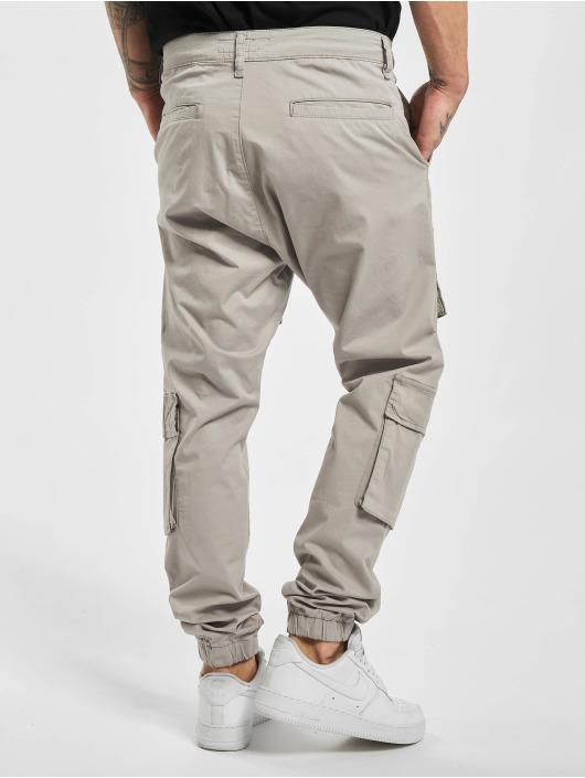 PEGADOR Spodnie Chino/Cargo Lyon szary