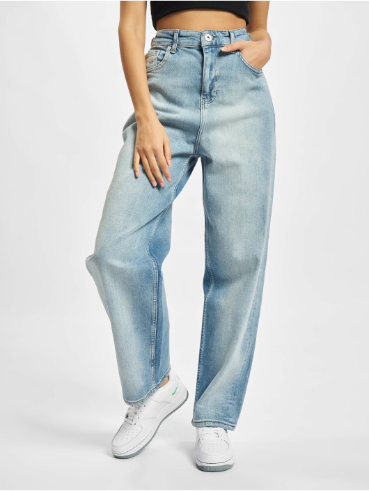 PEGADOR Straight Fit Jeans Palmdale Wide blue