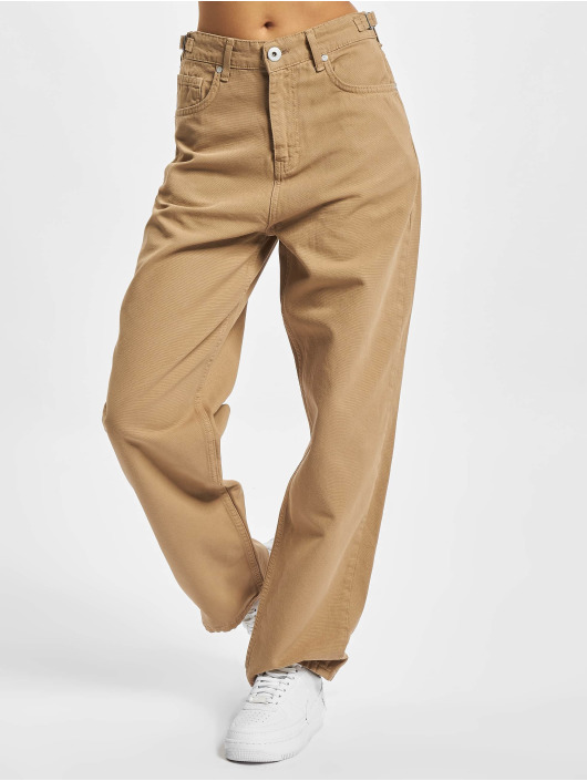 PEGADOR Straight Fit Jeans Palmdale Wide braun