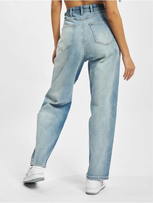PEGADOR Straight Fit Jeans Palmdale Wide modrý