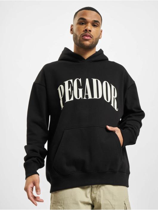 PEGADOR Sudadera Cali Oversized negro