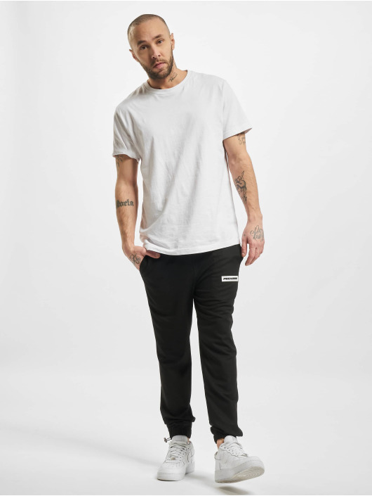 PEGADOR Sweat Pant Palma Rubber black