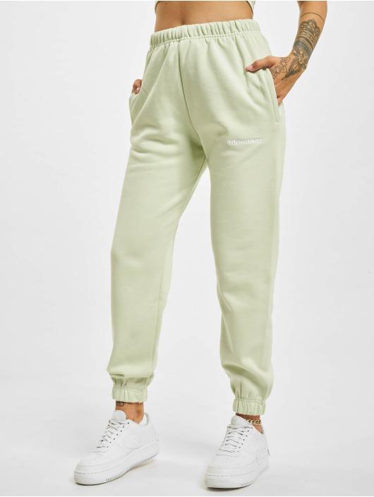 PEGADOR Sweat Pant Grace High Waisted green