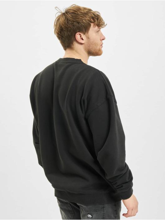 PEGADOR Swetry Oregon Oversized czarny