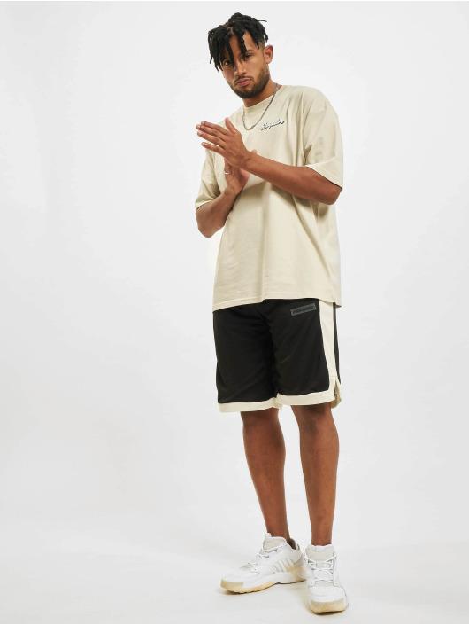 PEGADOR Szorty Basketball czarny