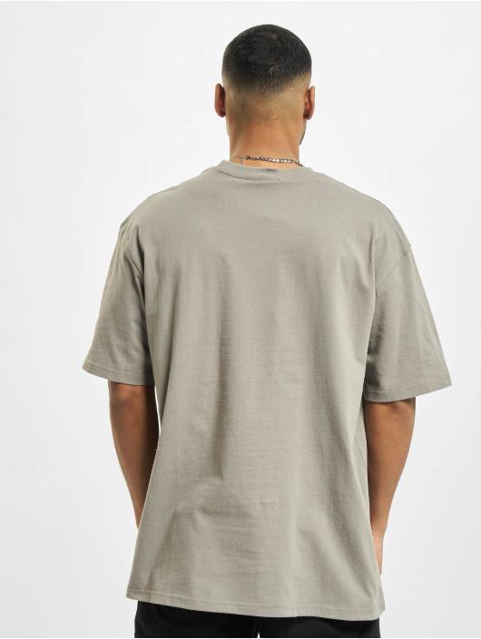PEGADOR T-paidat Basic Oversized harmaa