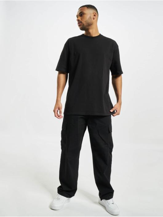PEGADOR T-paidat Basic Oversized musta