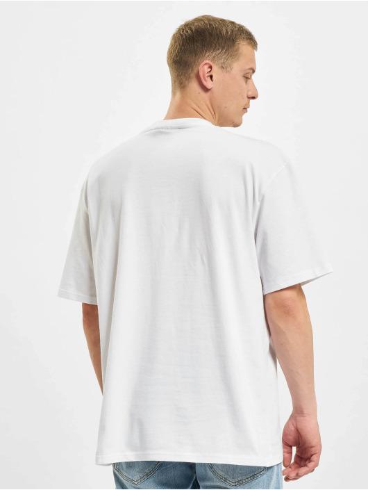 PEGADOR T-paidat Cali Oversized valkoinen