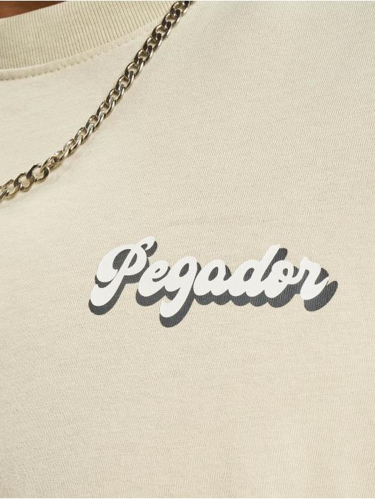 PEGADOR T-Shirt Granada Oversized beige