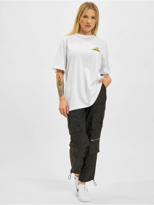 PEGADOR T-Shirt Limonata Oversized blanc