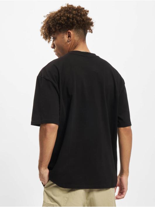 PEGADOR T-Shirt Cali Oversized gelb