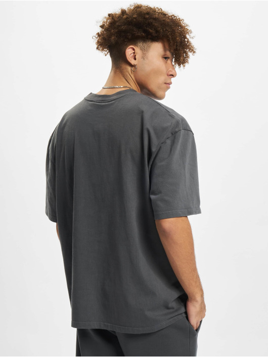 PEGADOR T-shirt Astronaut Oversized grå